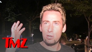 Nickelback Sucks ... But Chad Kroeger Is So Sweet! | TMZ