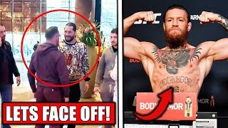 McGregor fan approaches Jorge Masvidal, UFC 246 card loses 1 bout, Dana White previews UFC 246