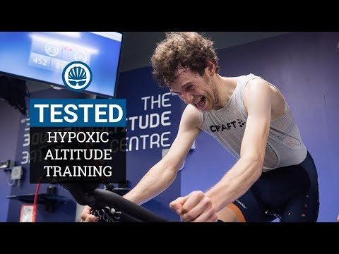 """Does Simulated Altitude Training Work"""" - Joe Goes To Hypoxia Hell To Find Out"""