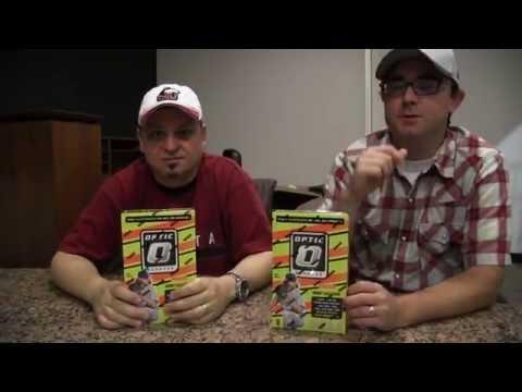Box Busters: 2016 Donruss Optic
