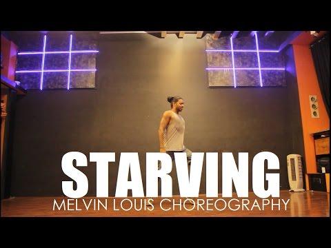 Starving | Melvin Louis Choreography | Hailee Steinfeld | Matt Defreitas Piano cover