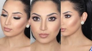 Highlighting and Contouring |Anastasia Beverly Hills Contour Kit| 2015