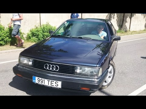 700BHP Audi 200 20v 2.2TQ - When the Turbo Spins, the Fun Begins! #1