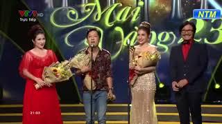 Trường Giang cầu hôn Nabi Nhã Phương tại lễ trao giải Mai Vàng 2017