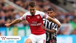 Đối đầu Arsenal vs Newcastle (Vòng 32 Ngoại hạng Anh)
