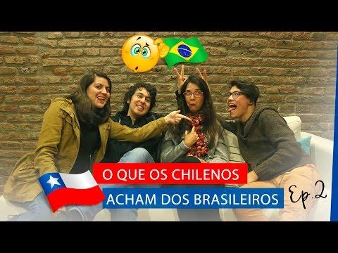 O que os chilenos ACHAM dos brasileiros - Ep. 2 | La Mirada Chilena