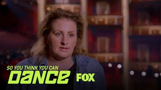 Mandy Moore Works On A Big Group Number   Season 15 Ep. 6   SO YOU THINK YOU CAN DANCE