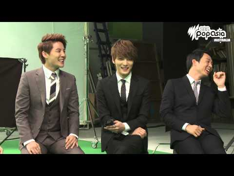 K-Pop's JYJ with SBS PopAsia (Extended Version)
