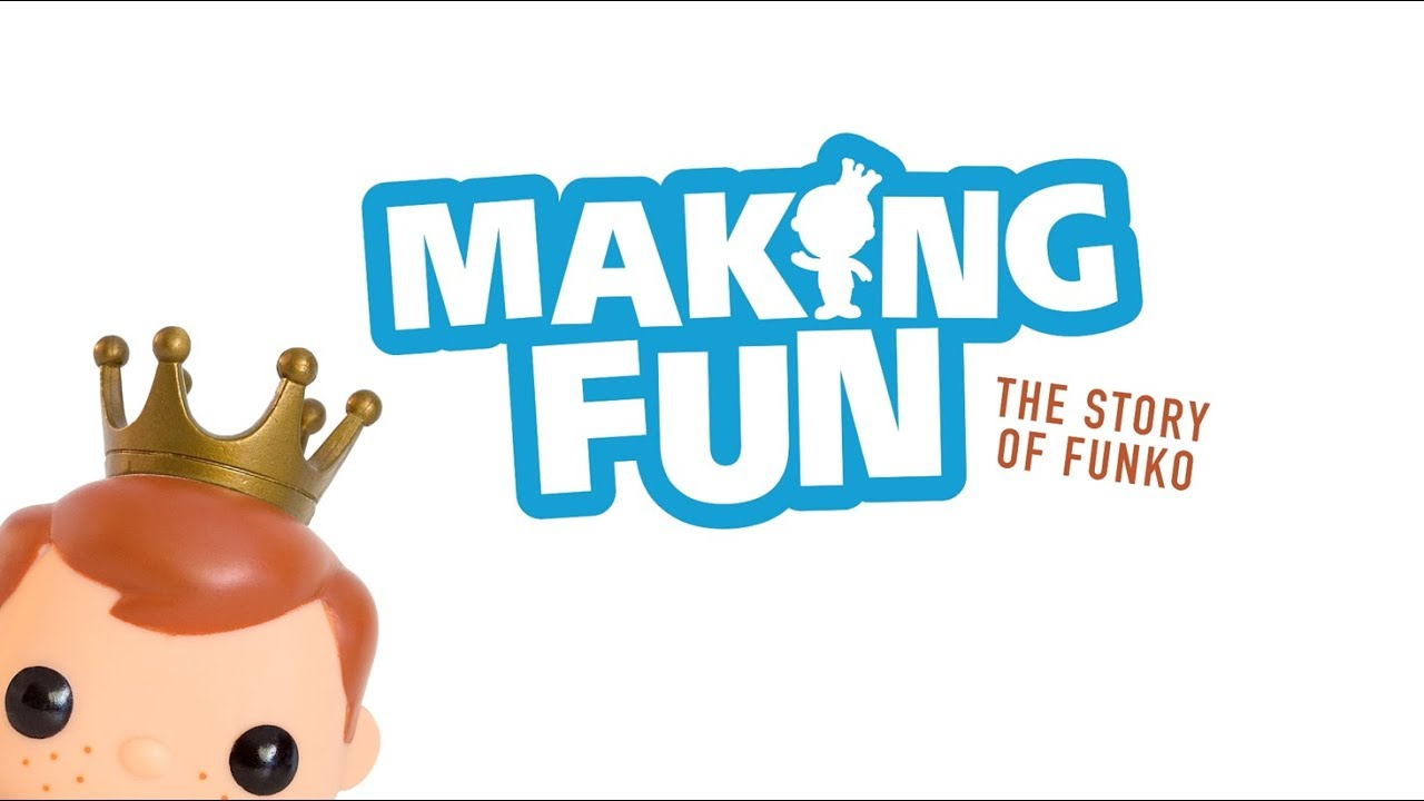 Trailer de Making Fun: The Story of Funko