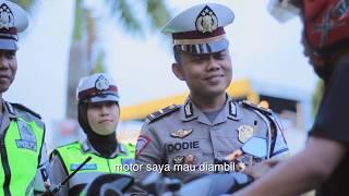 Lelaki Tamvang kena tilang Lantas Polres Bone dalam rangka Operasi Zebra 2017