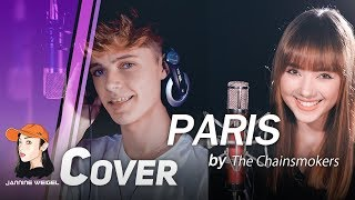 The Chainsmokers - Paris cover by Jannine Weigel, Harvey