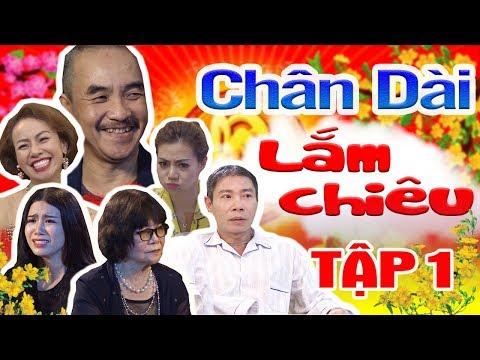Hài Tết 2018   Chân Dài Lắm Chiêu - Phần 1   Phim Hài Tết 2018 Mới Nhất