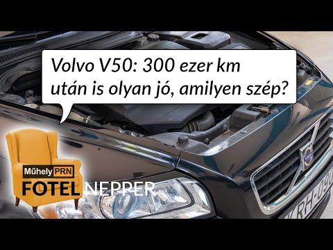 Kis Volvo, sok év és sok kilométer után