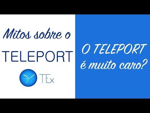 Imagem post: O TELEPORT é muito caro?