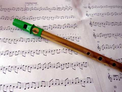 Cooley's Reel played on Penny Whistle (Tin Whistle)