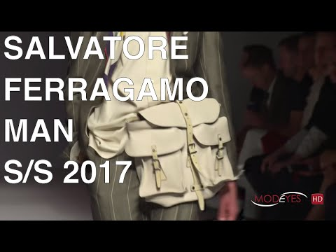SALVATORE FERRAGAMO | SPRING SUMMER 2017 | FULL FASHION SHOW