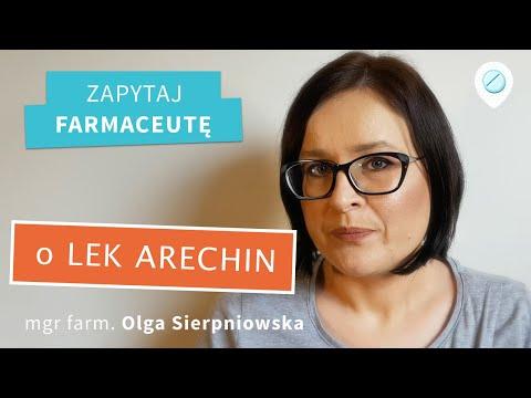 Gdzie można kupić lek Arechin? #ZapytajFarmaceutę