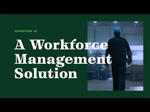 Workrise is the leading workforce management solution for the skilled trades. We make it easier for skilled laborers to find work and for companies to find in-demand, trained workers. Workrise operates across the oil & gas, wind, solar, construction, and defense industries. Through people and technology, we provide the staffing, training, and professional services to empower the people who get hard work done. For more information visit workrise.com.