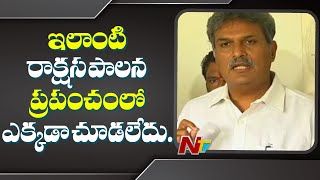 AP TDP Leaders Meet Governor Biswabhusan, Complaint Agains..