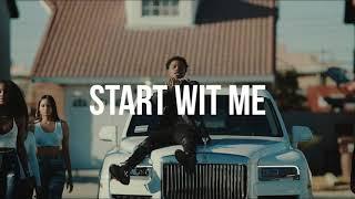 Start Wit Me - Roddy Ricch ft. Gunna (1 hour)