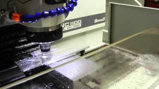 Face Mill Aluminum Tormach PCNC 1100
