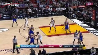 Golden State Warriors vs Miami Heat   Full Game Highlights  January 23, 2017  2016 17 NBA