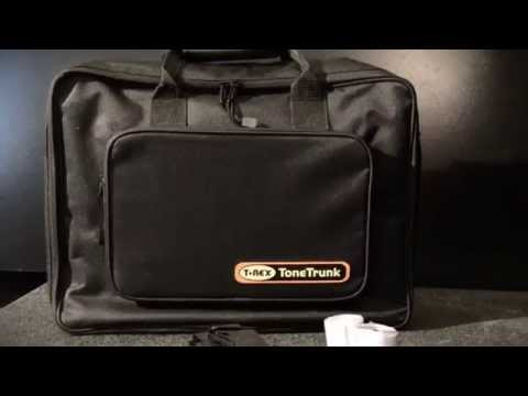 T-Rex Tonetrunk Soft Bag 70 Pedal Board
