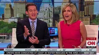 "CNN ""New Day"" Updated Open with John Berman"