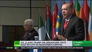 Muslim leaders call for recognition of East Jerusalem as Palestinian capital
