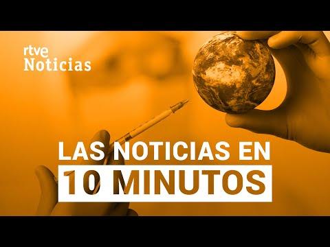 Las noticias del LUNES 23 de NOVIEMBRE en 10 minutos | RTVE