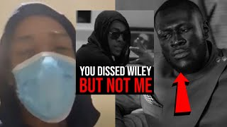 Wiley Responds To Chip Track & Says Stormzy Should Responds Or Done