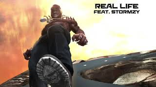 Burna Boy - Real Life feat. Stormzy [Official Audio]