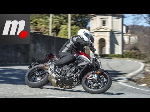 MV Agusta Brutale 800 RR | Presentación / Primera Prueba / Test / Review en español | motos.net