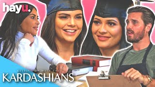 Back To School With The Kardashians 🎓| Keeping Up With The Kardashians
