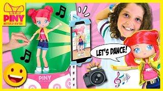 ¡¡Nueva PINY DANCE!! 💃🏻  Creamos nuestra propia COREOGRAFÍA y ¡bailamos con MICHELLE Y JULIA!