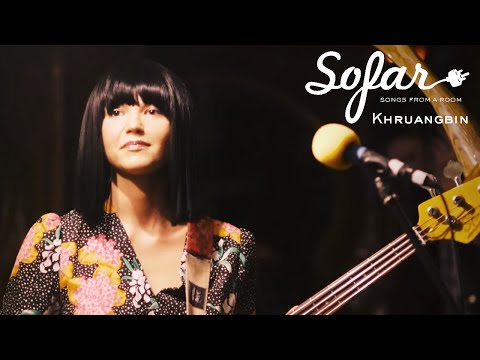Khruangbin - August Twelve | Sofar Bristol