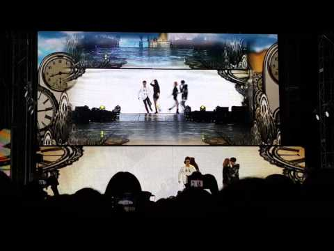 151004 Super Junior D&E 동해 & 은혁 - Don't Wake Me Up & 1+1=LOVE @ Gangnam Festival