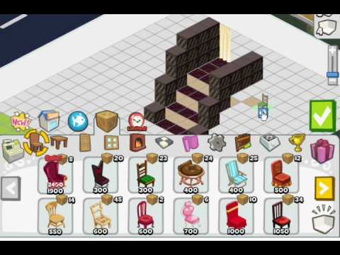 RESTAURANT CITY HOW TO MAKE STAIRS | VideoMoviles.com
