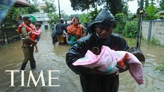 Incessant Rains & Widespread Flooding Devastate The South Indian State Of Kerala, Killing 67   TIME