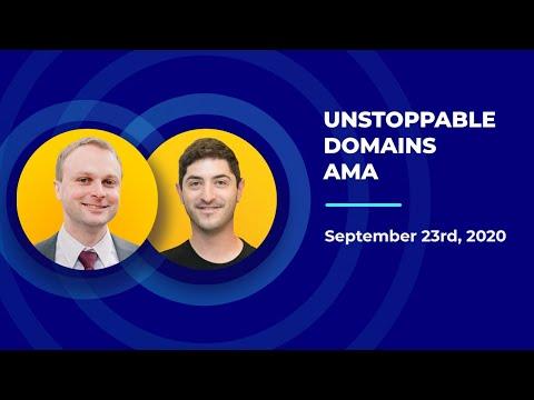 Unstoppable AMA - September 23rd!