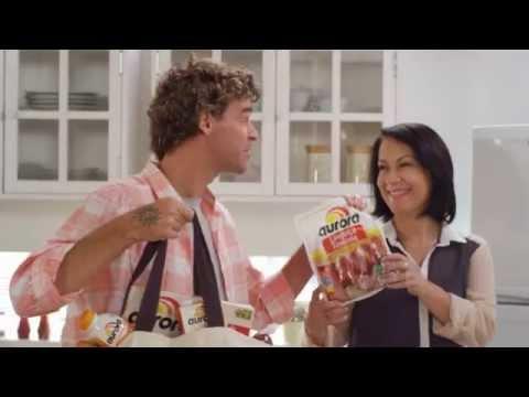 Campanha Aurora Alimentos 2015