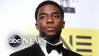 Remembering Chadwick Boseman in film and beyond: Part 1 | Nightline