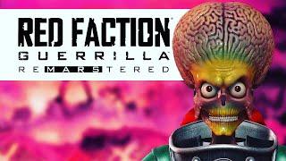 Vidéo-Test : ? RED FACTION GUERRILLA RE-MARS-TERED | Le Test en TOC [4K]