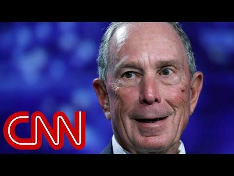 Michael Bloomberg announces he will not run for president