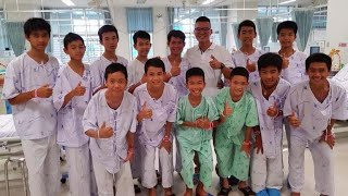 Thai soccer team expected to return home this week