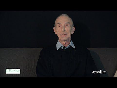 Vidéo de Pierre Bergounioux