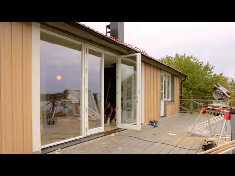 Fönstermontage & håltagning av Ekstrands Dörrar & Fönster