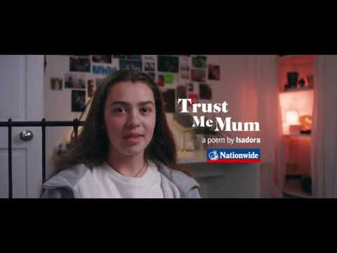 Voices Nationwide: Isadora on trust | Nationwide Building Society