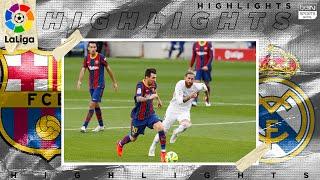 FC Barcelona 1 - 3 Real Madrid - HIGHLIGHTS & GOALS - (10/24/2020)