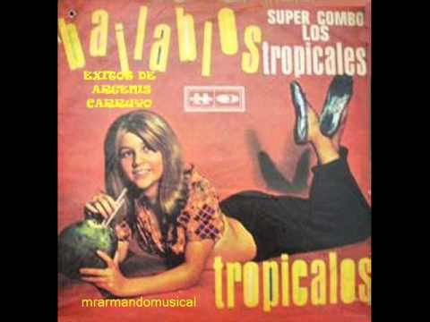 LP. 27 EXITOS BAILABLES CON EL SUPER COMBO LOS TROPICALES.